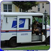 Postal Service Worker
