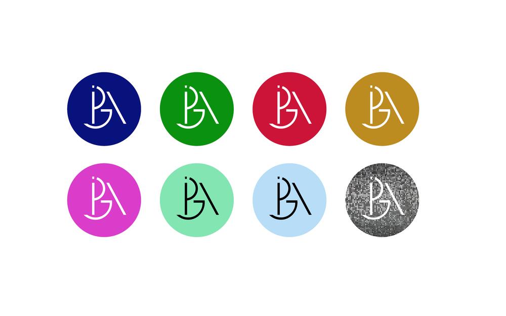 Infinitas variações de cor, se adequando a campanhas, cursos e treinamentos.