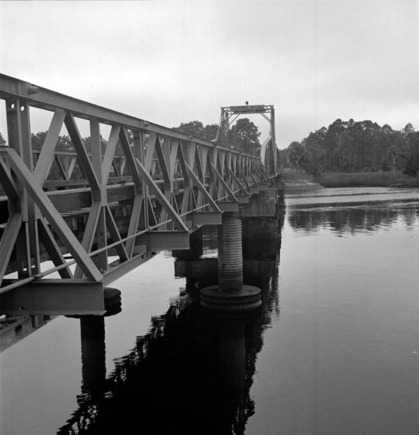 Bridge over Steinhatchee River