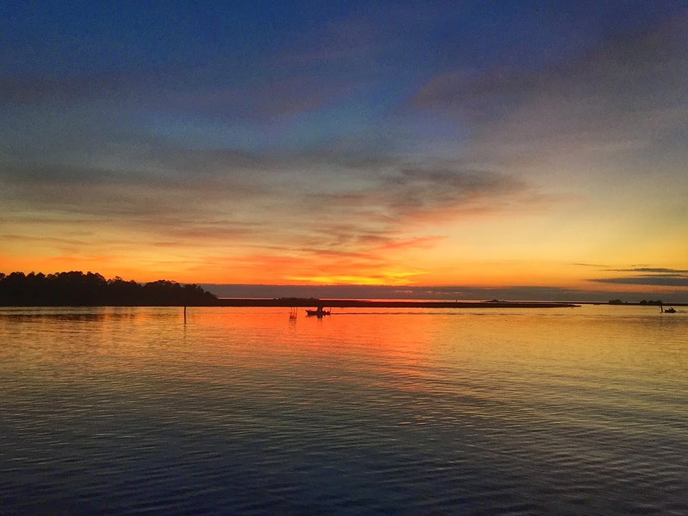 Beautiful Steinhatchee Sunset