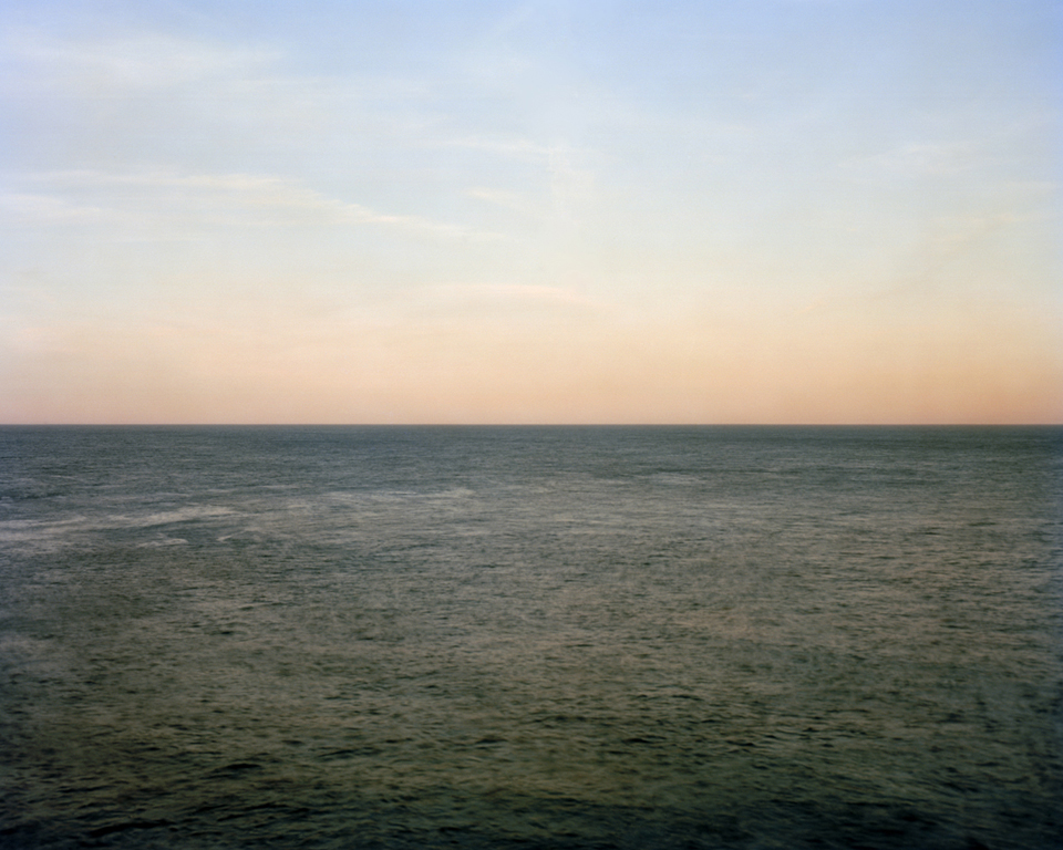 I, Too, Have Lost Lovers by Way of this Sea,  48x60in, C-Print, 2009