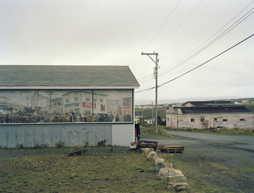 Bell Island, 48x63in, C-Print, 2009