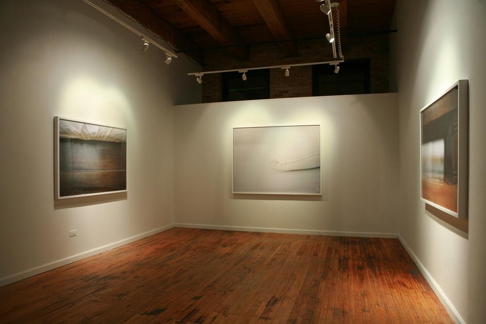 Installation Views, ThreeWalls Gallery, Chicago, 2007