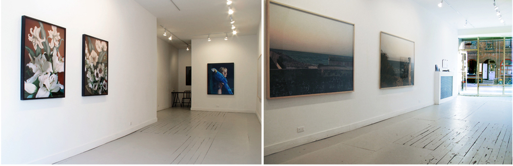Installation Views,ESP | Erin Stump Projects, Toronto, 2011