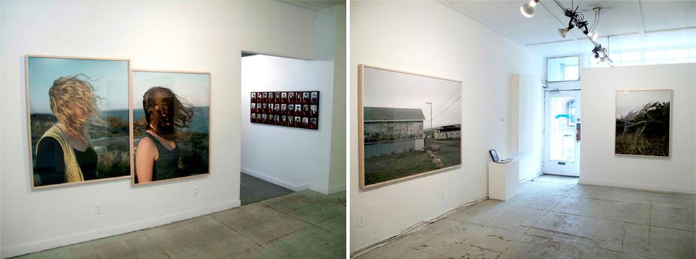Installation Views,Katharine Mulherin Contemporary Art Projects, Toronto, 2010