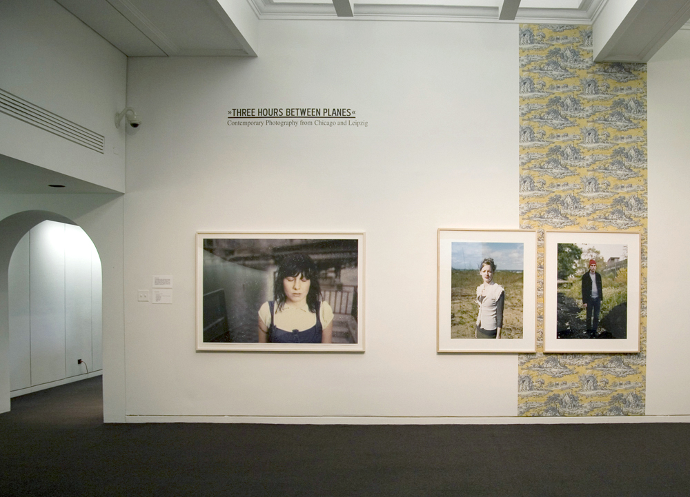 Installation View, Chicago Cultural Center, Chicago, 2008
