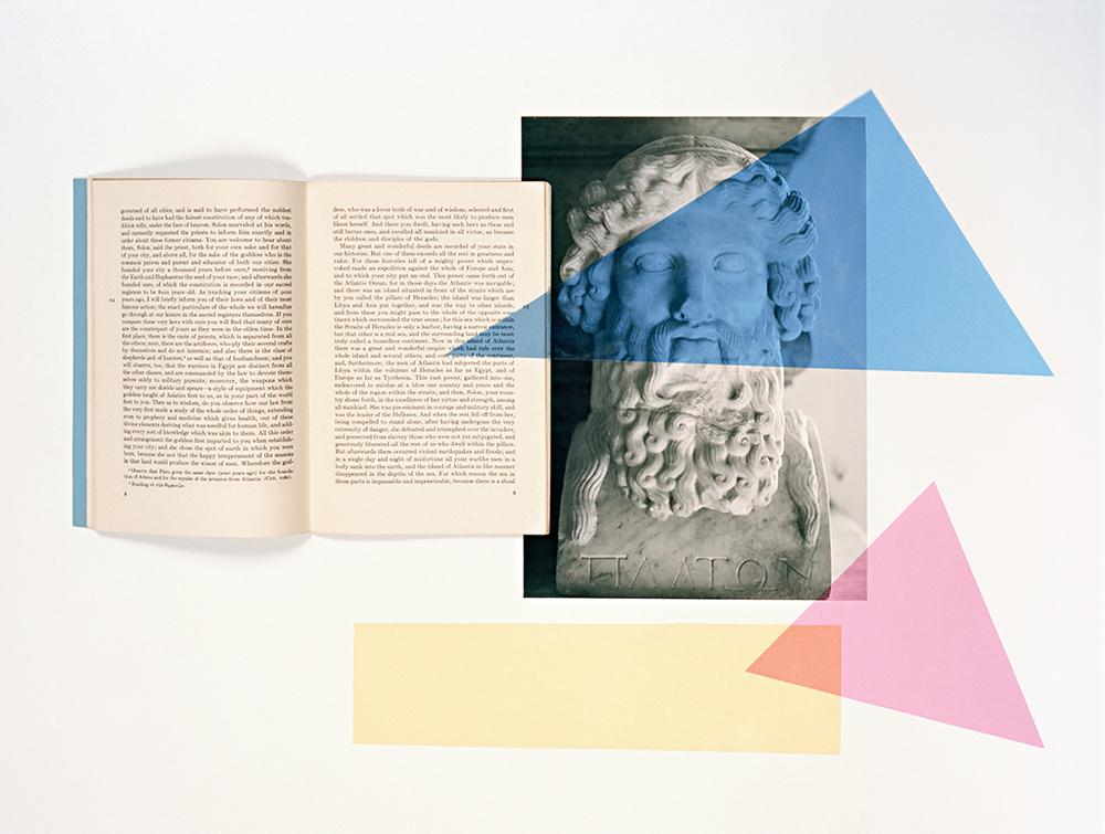 Plato , 20x25.5in, C-Print, 2016