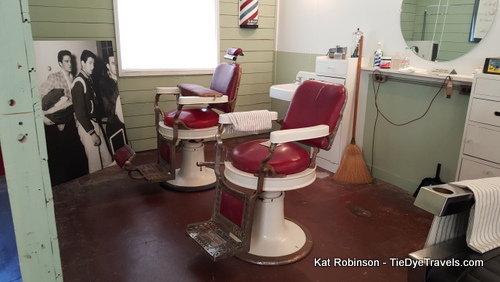 Chaffee Barber Shop Museum