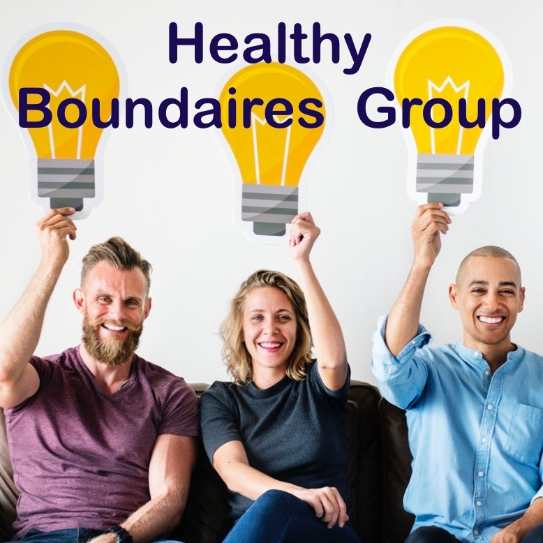 Healthy Boundaries Group led by Jessica Shea, LCSW