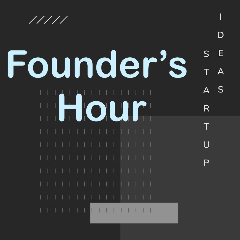 Founders Hour facilitated by Jessica Shea, LCSW