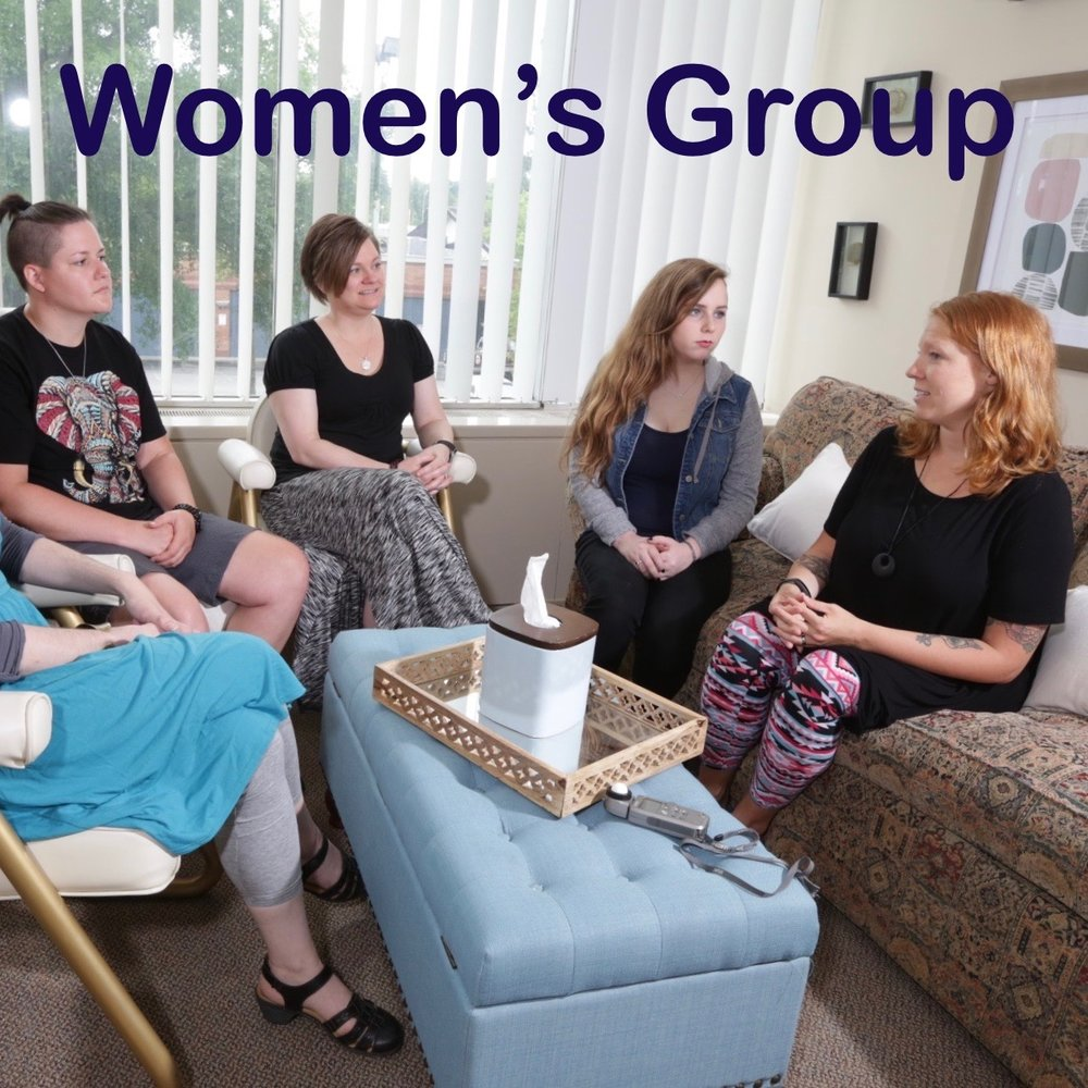 Women's Group led by Jessica Shea, LCSW