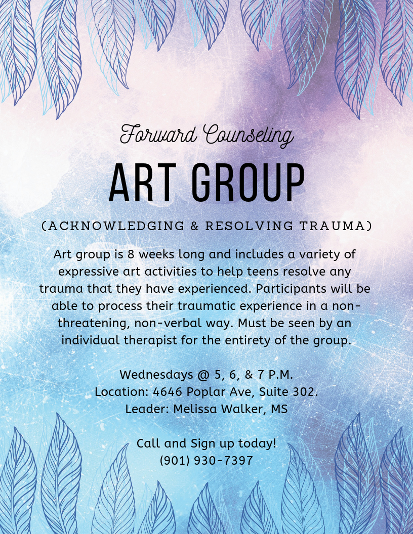 ART Group for Teens