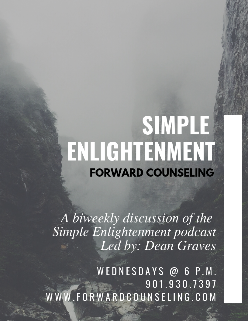 Simple Enlightenment Podcast Discussion Group