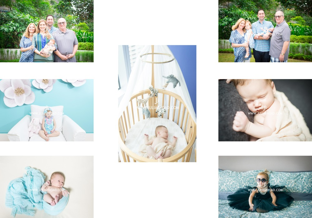 I've had the pleasure of photographing this gorgeous family before - and now there is a new member! Parnets visiting from afar, and welcoming a new baby boy. Absolute delight.