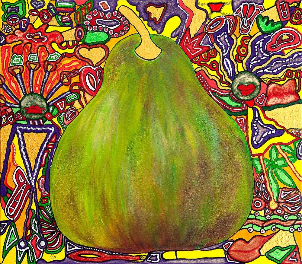 Forbidden pear