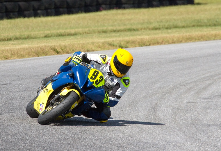 AMA 600 SuperBike at VIR 22 September 2013