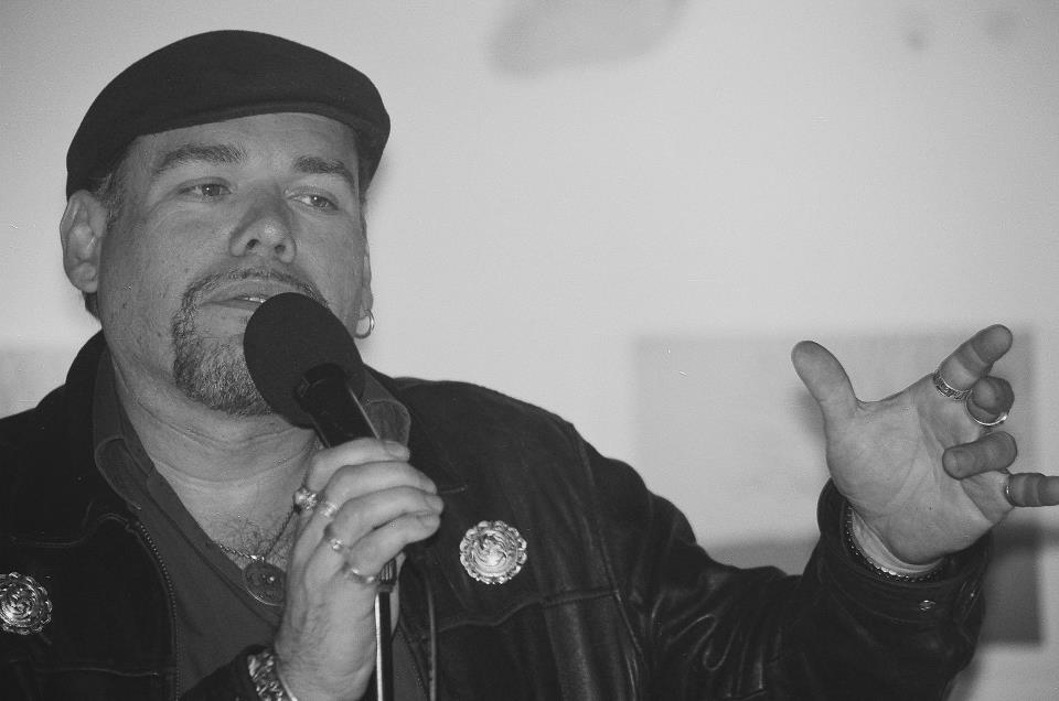 Marc Kockinos, Radio Mutiny, San Francisco, July 2012