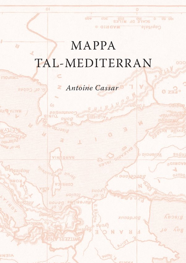 Map of the Mediterranean (2013)
