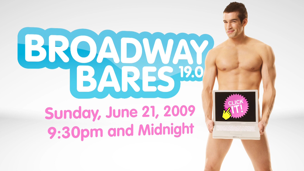 Broadway Bares 19: Click It Promo