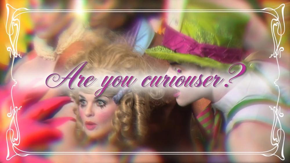 Broadway Bares 18: Wonderland Promo