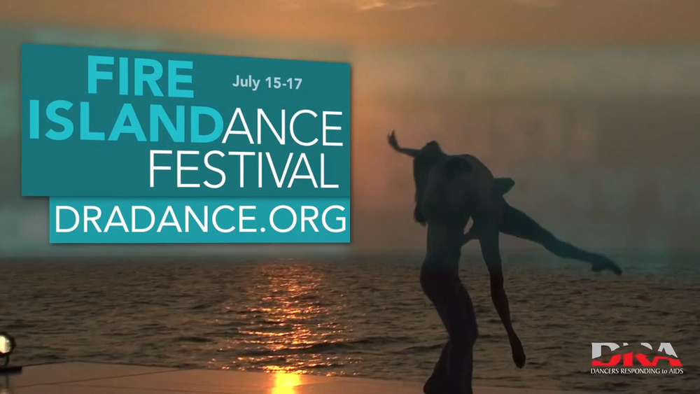 Broadway Bares to Fire Island Dance Festival