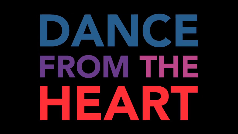 Dance from the Heart 2012 Promo