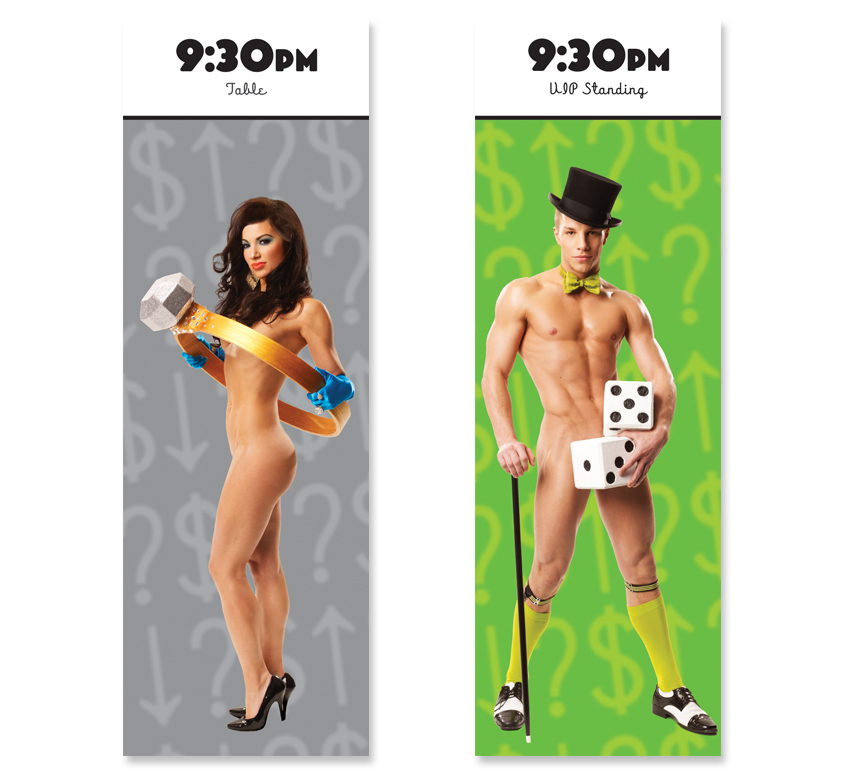 Broadway Bares 20: Stripopoly Tickets