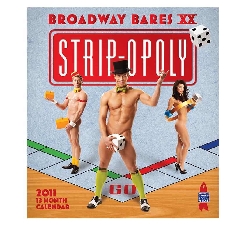Broadway Bares 20: Stripopoly