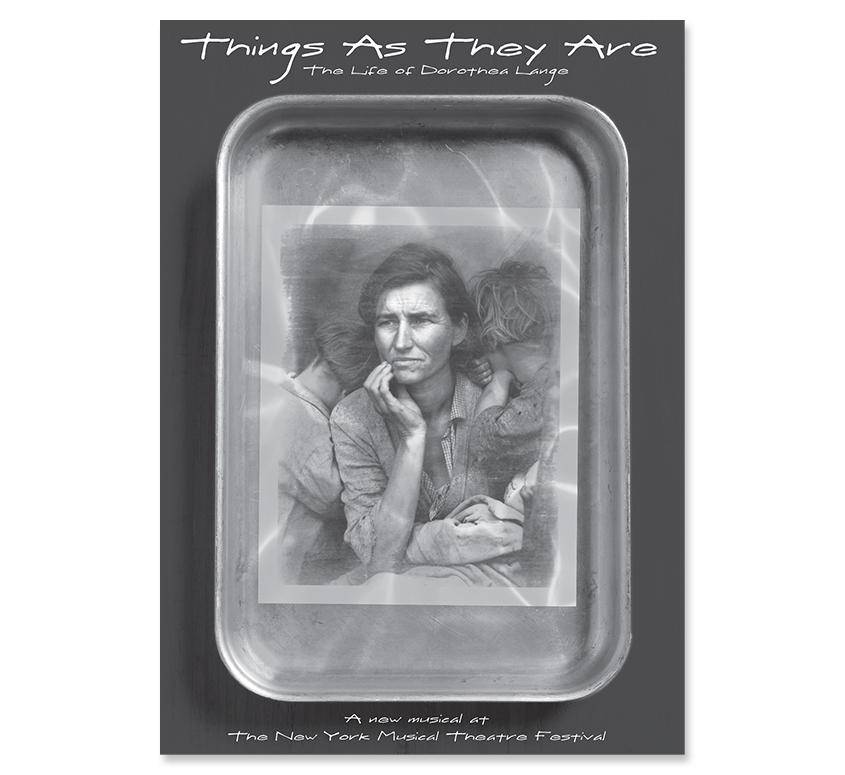 Things as They Are Postcard - Front