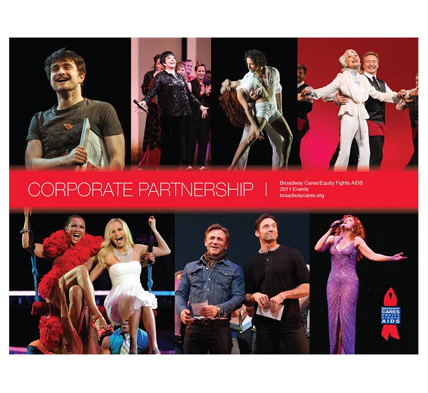 Broadway Cares Corp. Partnership Deck