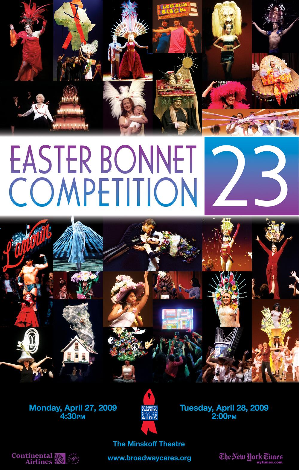 Easter Bonnet 23 Poster