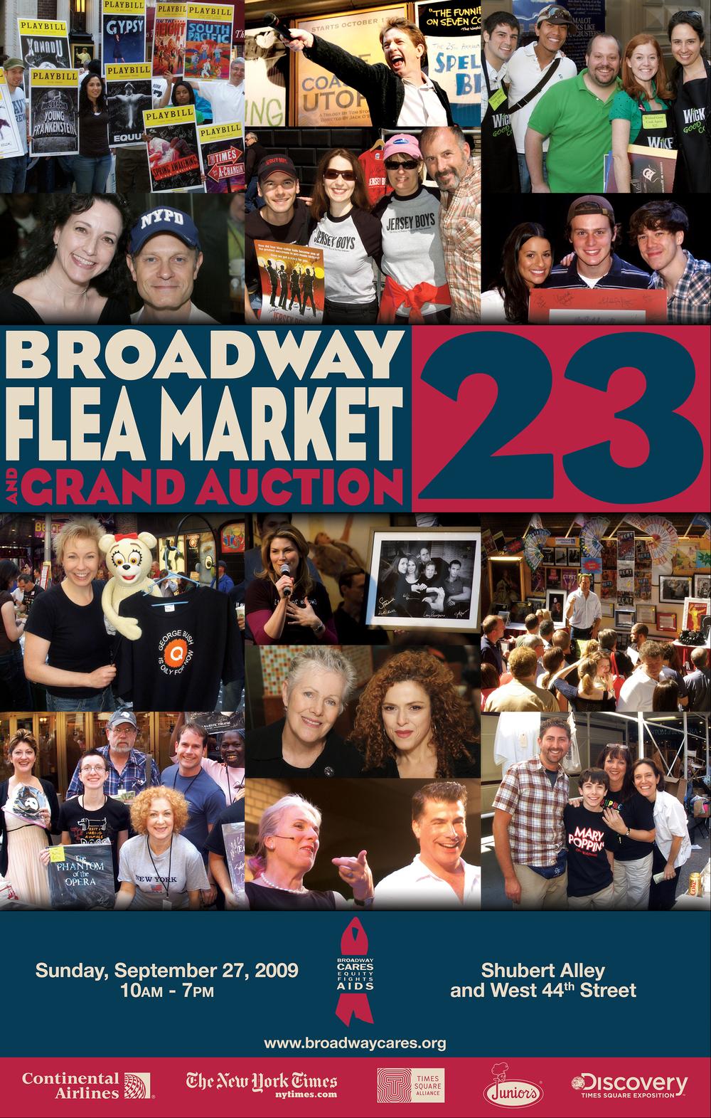 Broadway Flea Market 23 Poster