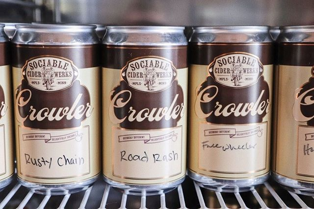 Cider take-out? Your Friday night in just got 10x better.