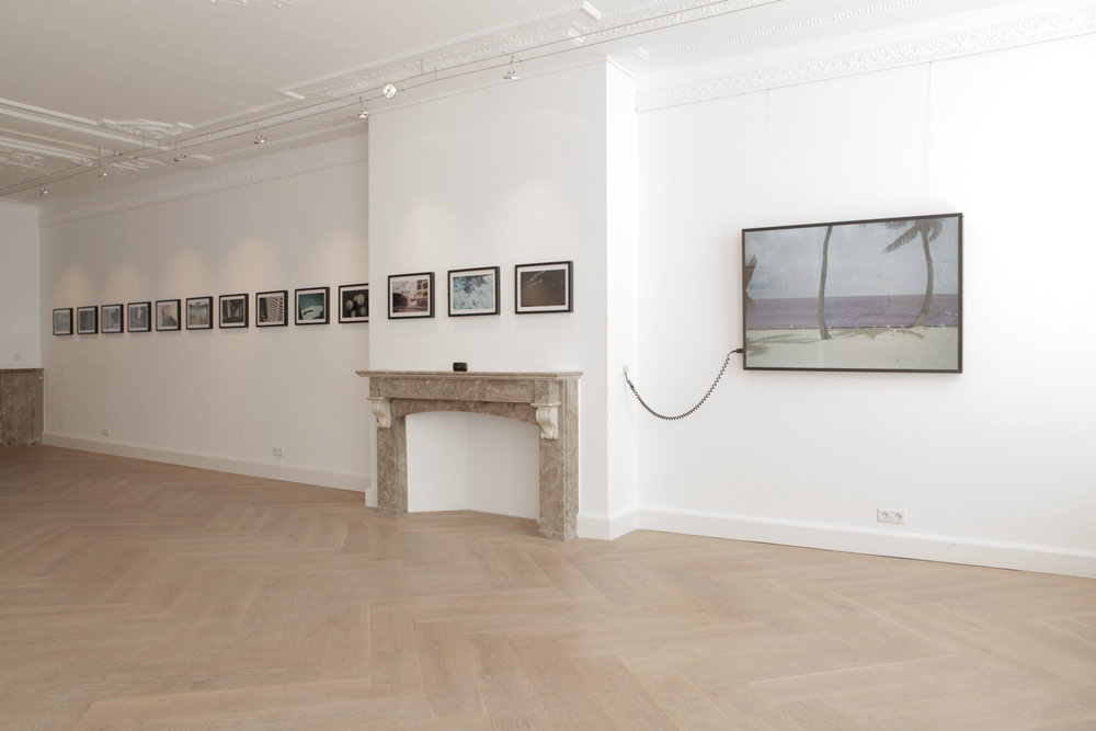 (Un)colored, installation view 1