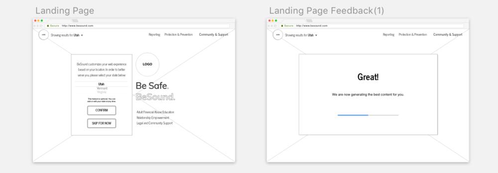 LowFidelity Desktop Landing Pages.png