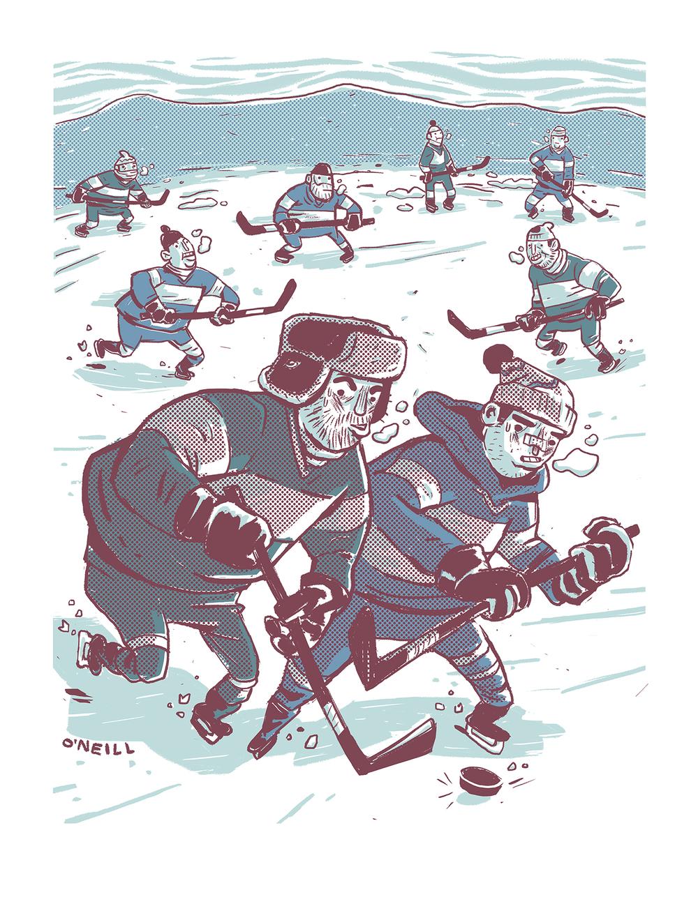Pond Hockey