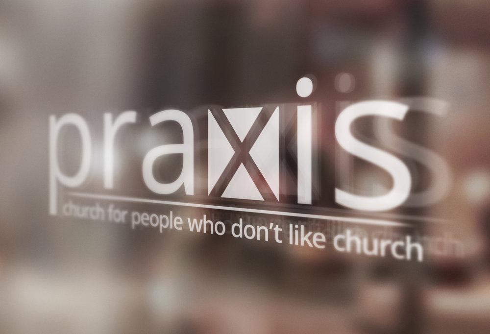 Praxis Logotype