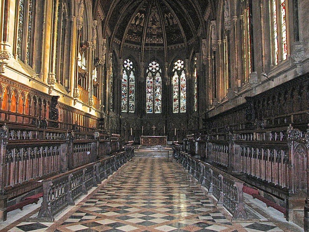 Chapel, St Johns College