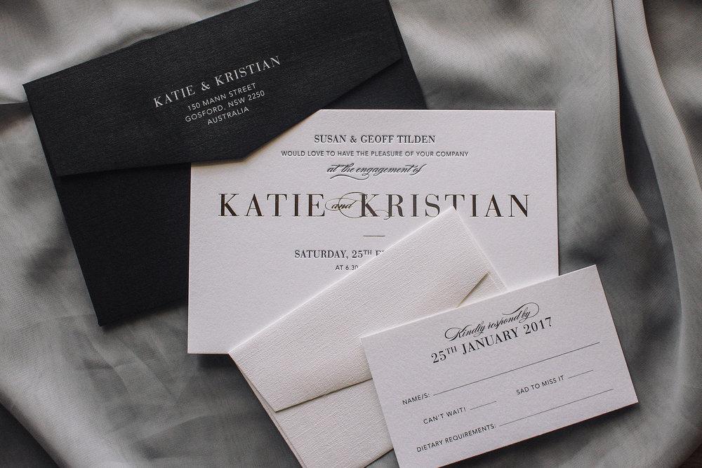 Katie & Kristian