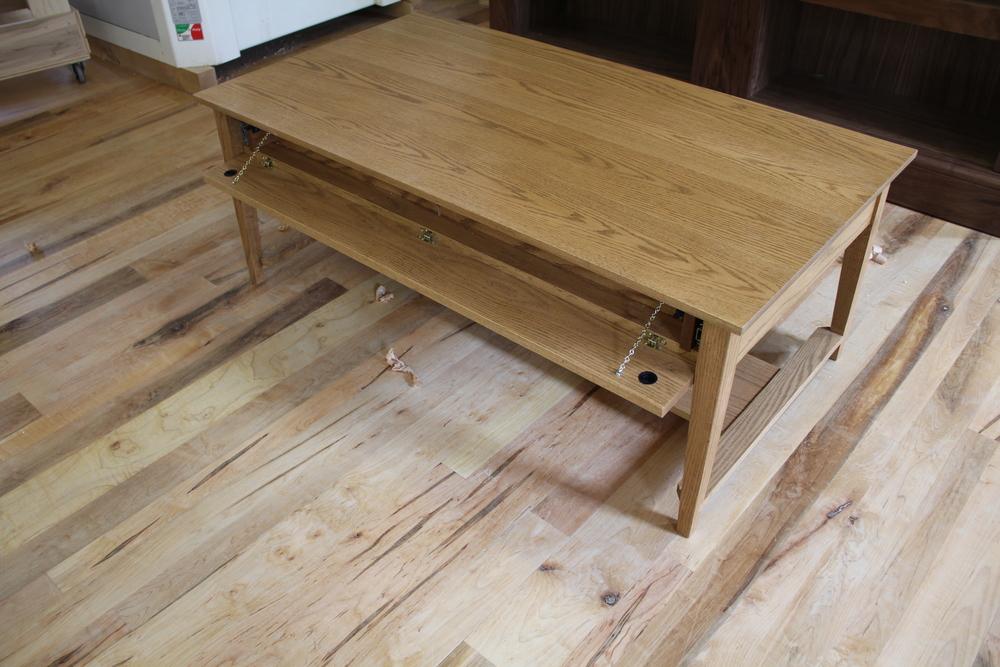 - Hidden Compartment Coffee Tables — QLine Design