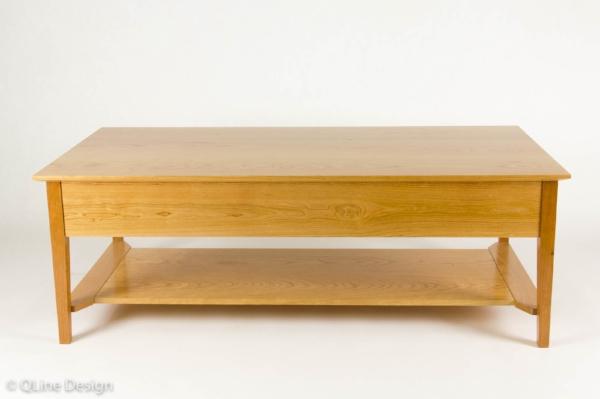 QLine SafeGuard Coffee Table