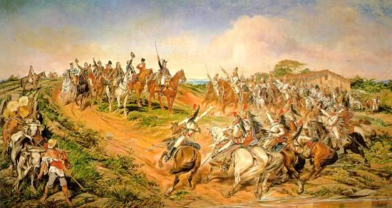 Independência do Brasil- pintura,quadrode Pedro Américo