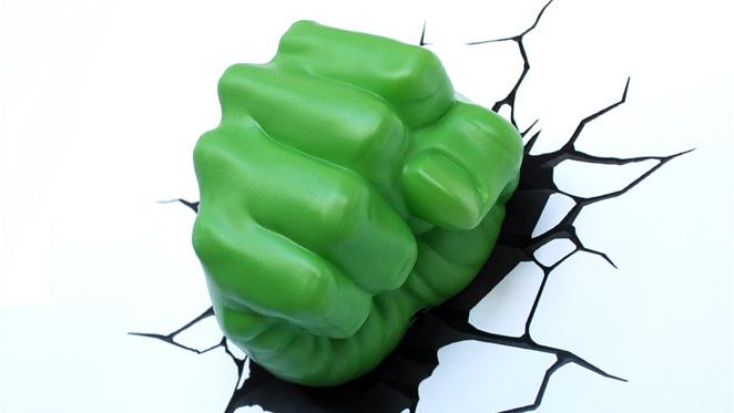 Punho do Hulk