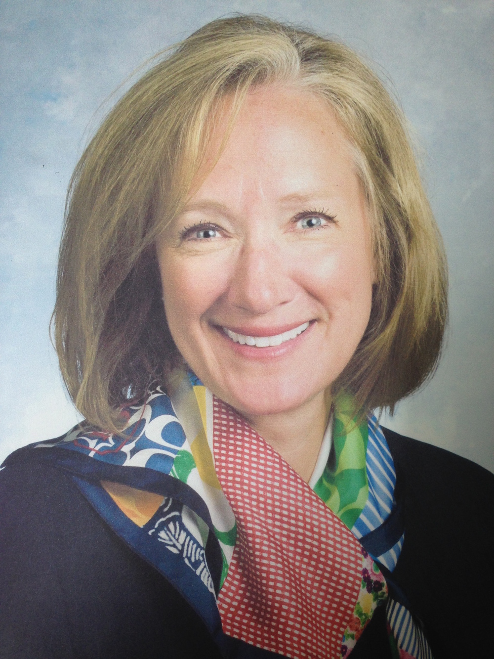 Colleen Durbin Mitchell '78