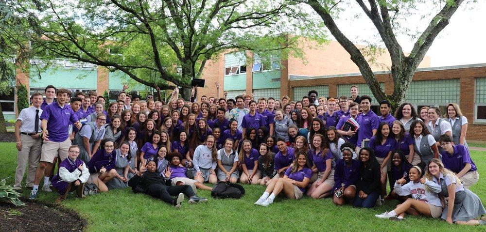 St. Francis DeSales Class of 2018