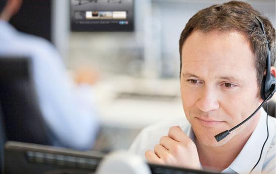 Alle Skykontorets kunder har en dedikert IT-ekspert de får tak i enkelt.