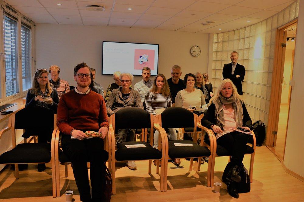 Hva du som leder kan gjøre for å digitalisere foreningen - Frokostseminar 16. november