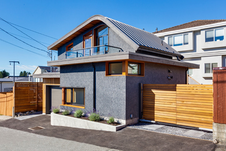 Newport & Victoria Laneway House — Lanefab Design/Build
