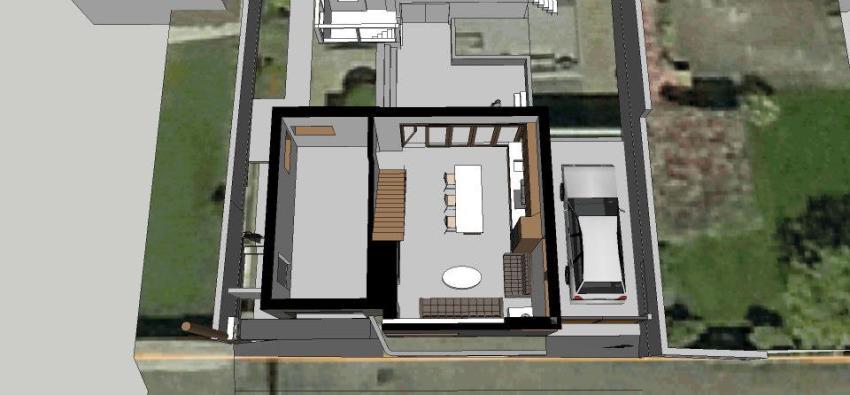 Lanefab Newportu0026victoria Laneway House Plan Main