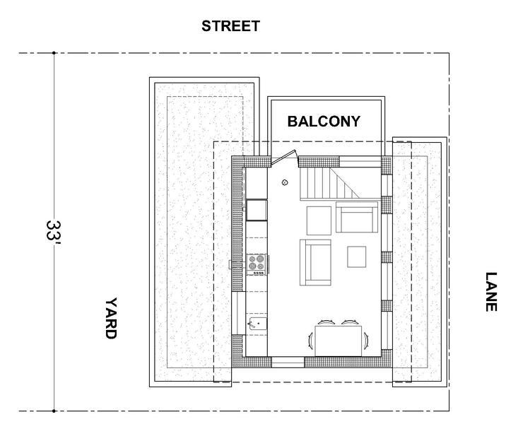 McGill Slocan Mendoza Laneway House Lanefab DesignBuild – Laneway House Floor Plans
